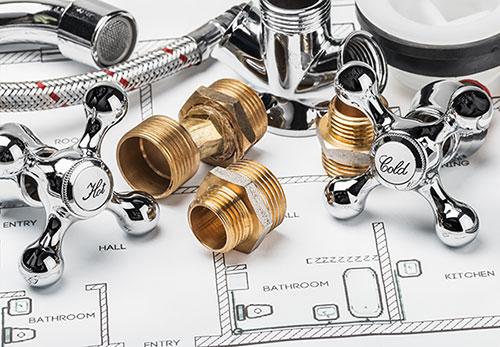 Rohrreinigung-Ersatzteile-Werkzeuge
